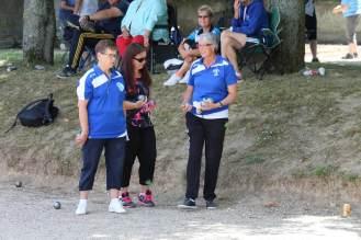 Hélène Festa, Caroline Lefevre, Liliane Articlaut