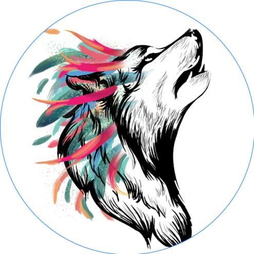 wolf-digital-photoshop