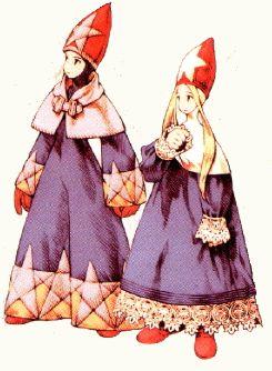 Prestige Classes Final Fantasy Saga