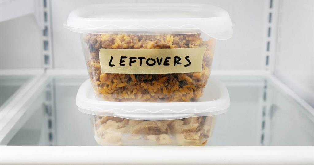 No Leftover Left Behind