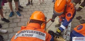 Funk- und Fahrübung @ FF Altdorf