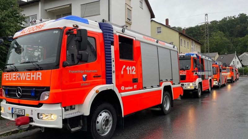 Ein Kamerad geht mit 65 Jahren in den Feuerwehrruhestand!