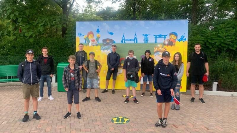 Jugendfeuerwehr besucht Legoland