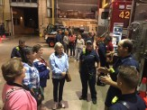 Citizen Fire and Rescue Academy Class