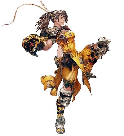 Monk Final Fantasy XIV A Realm Reborn Wiki FFXIV