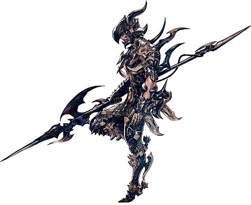 Dragoon Final Fantasy XIV A Realm Reborn Wiki FFXIV