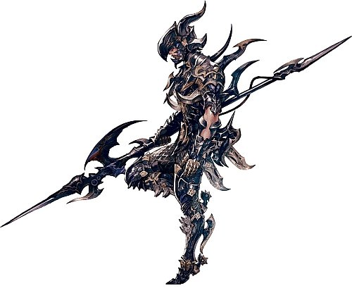 Dragoon Final Fantasy XIV A Realm Reborn Wiki FFXIV FF14 ARR Community Wiki And Guide