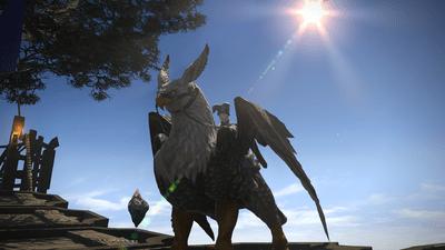 Griffin Final Fantasy XIV A Realm Reborn Wiki FFXIV