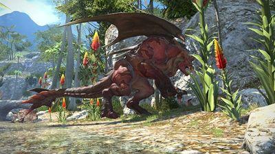 Garlok Final Fantasy XIV A Realm Reborn Wiki FFXIV FF14 ARR Community Wiki And Guide