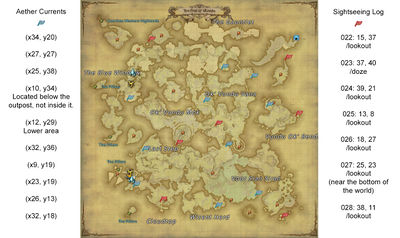 The Sea Of Clouds Final Fantasy XIV A Realm Reborn Wiki
