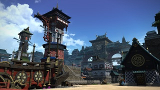 Kugane  Final Fantasy XIV A Realm Reborn Wiki  FFXIV