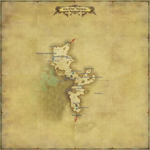 Final fantasy 9 map