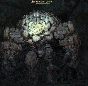 Crater Golem Gamer Escape