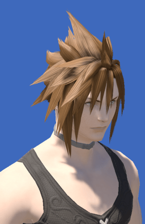 Ffxiv Cloud Hair : ffxiv, cloud, Modern, Aesthetics, Strife, Gamer, Escape:, Gaming, News,, Reviews,, Wikis,, Podcasts