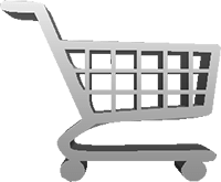 cart shopping clipart transparent background animations grey 3d clip gifs shadows perspective trim brown fg