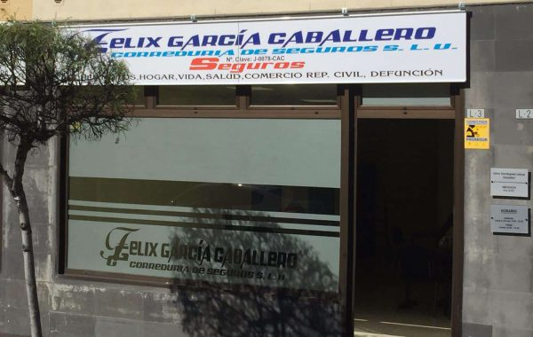 Correduría de Seguros Tenerife Félix García Tacoronte
