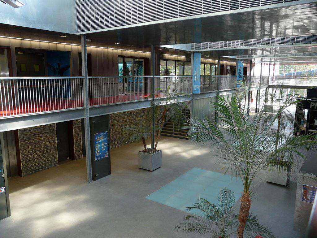 Centre de loisirs du PetitPort  Nantes  FGECO
