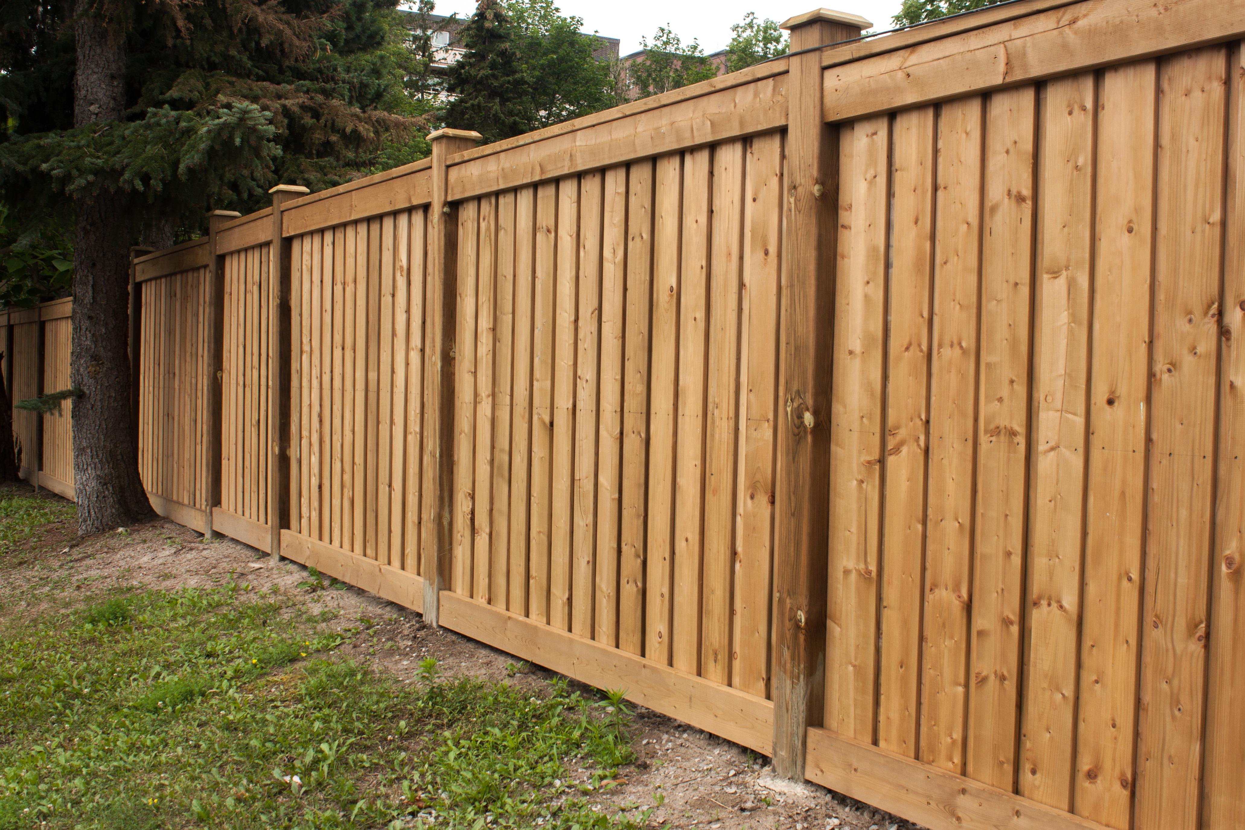 6×6 Fence Posts