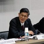 Prof. Shigeru Omi, regional director emeritus of the WHO/WPRO.