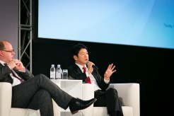 Dr. Osamu Kunii, Head of Strategy, Investment and Impact, the Global Fund