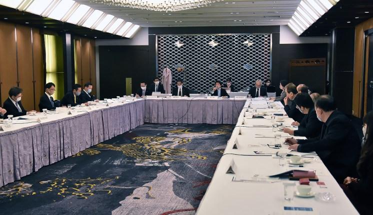 FGFJ議員タスクフォース・アドバイザリーボード合同会合(11/10)