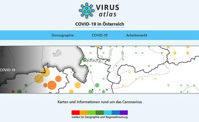 Virus Atlas