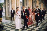 Visite de la reine Elisabeth