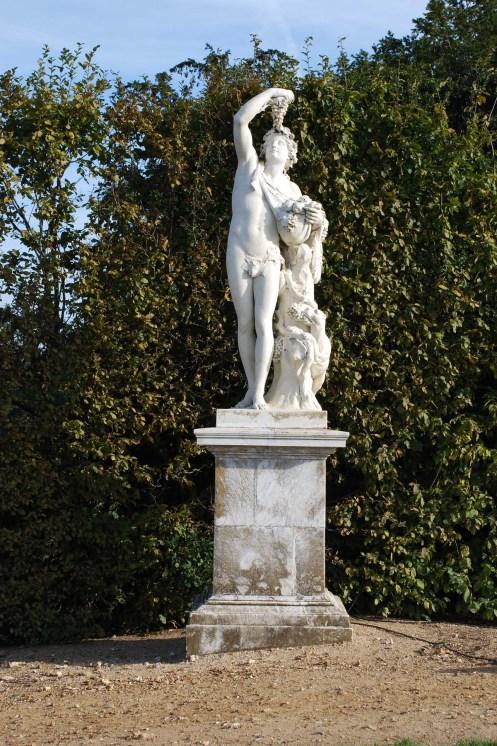 Statues des 4 saisons jardins de Versailles  Andr Le Ntre