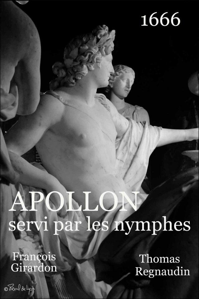 Apollon Servi Par Les Nymphes : apollon, servi, nymphes, Groupe, D'Apollon, Servi, Nymphes,, Jardins, Versailles, Présentation, André, Nôtre