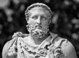 Hercule Commode, Rampe du Nord
