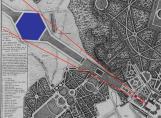 Meudon : grande perspective (image de synthèse)