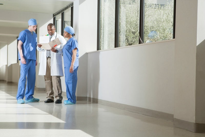 Keep Your Healthcare Reputation Sparkling Clean - FGK Services, Inc.