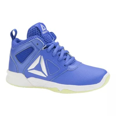 Reebok Kids Dash N Drill Grade School Basketball Shoes