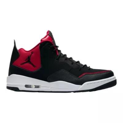 Nike Men S Jordan Courtside 23 Basketball Shoes Black