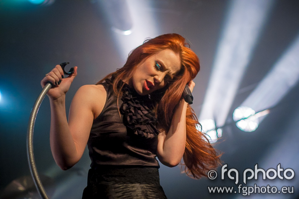 Epica + Dragonforce @ Hard Club