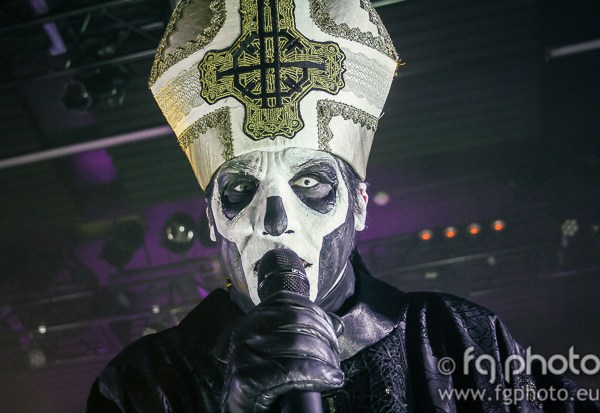 Ghost + Dead Soul @ Hard Club