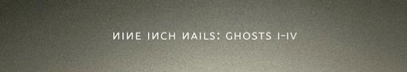 Image courtesy Nine Inch Nails