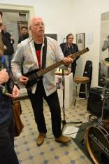 Klaus-Peter Graßnick (Müll, Not Named Band) live (Musik im Bunker-Vernissage)