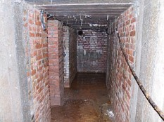 In der Anlage stand das Wasser bis zu 20 cm hoch.