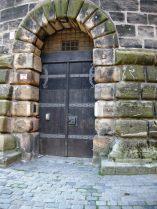 Eingang zum Königstorturm.