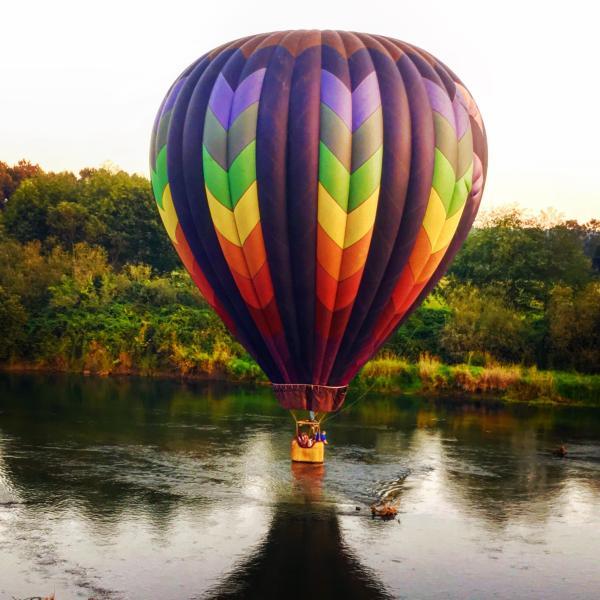 hot air balloon # 91