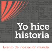 Insignia del evento de indexación a nivel mundial
