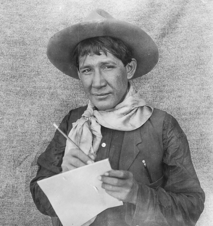 Native American in 1910