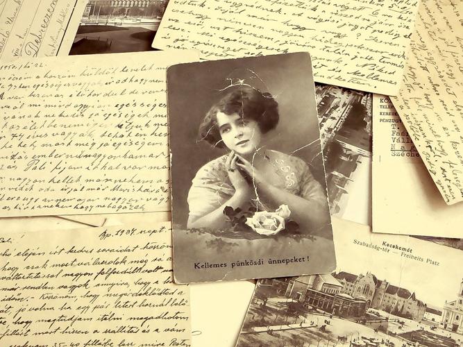 an ancestor's journal