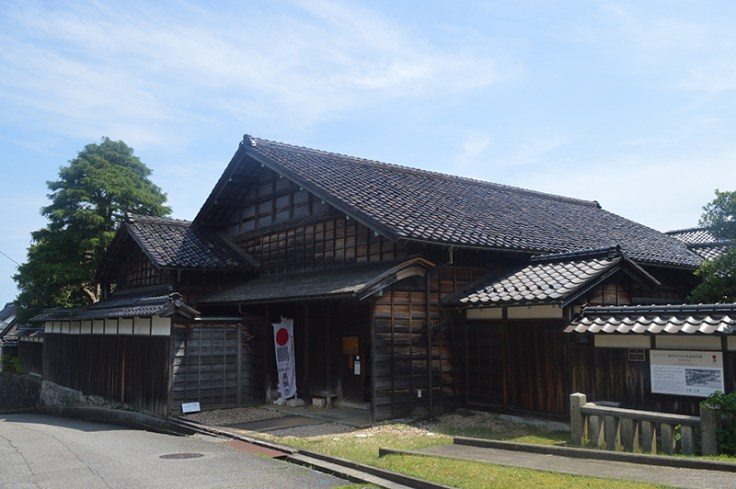 Kitamaebune Ship Museum that shows Japan's sea travel.