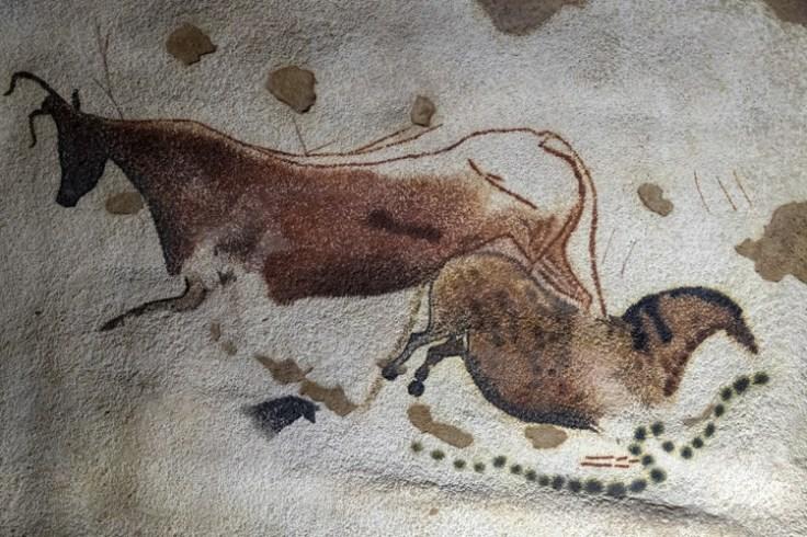 Lascaux petroglyphs