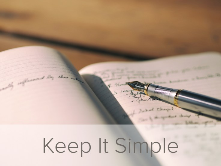 Start writing your personal history with these 18 writing tips