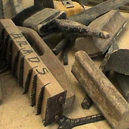 Stone Mason's Tools