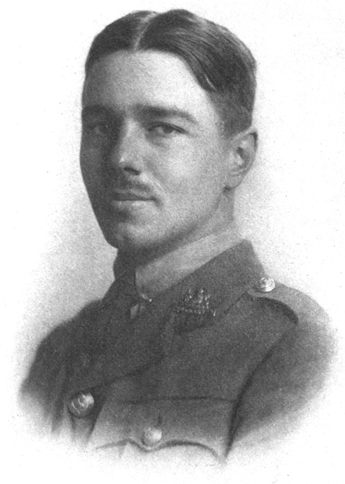 Wilfred Owens, an English poet and soldier who wrote from the trenches in WWI and is considered a lost generation writer