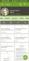 Cómo agregar FamilySearch Memories en la aplicación Family Tree en Android